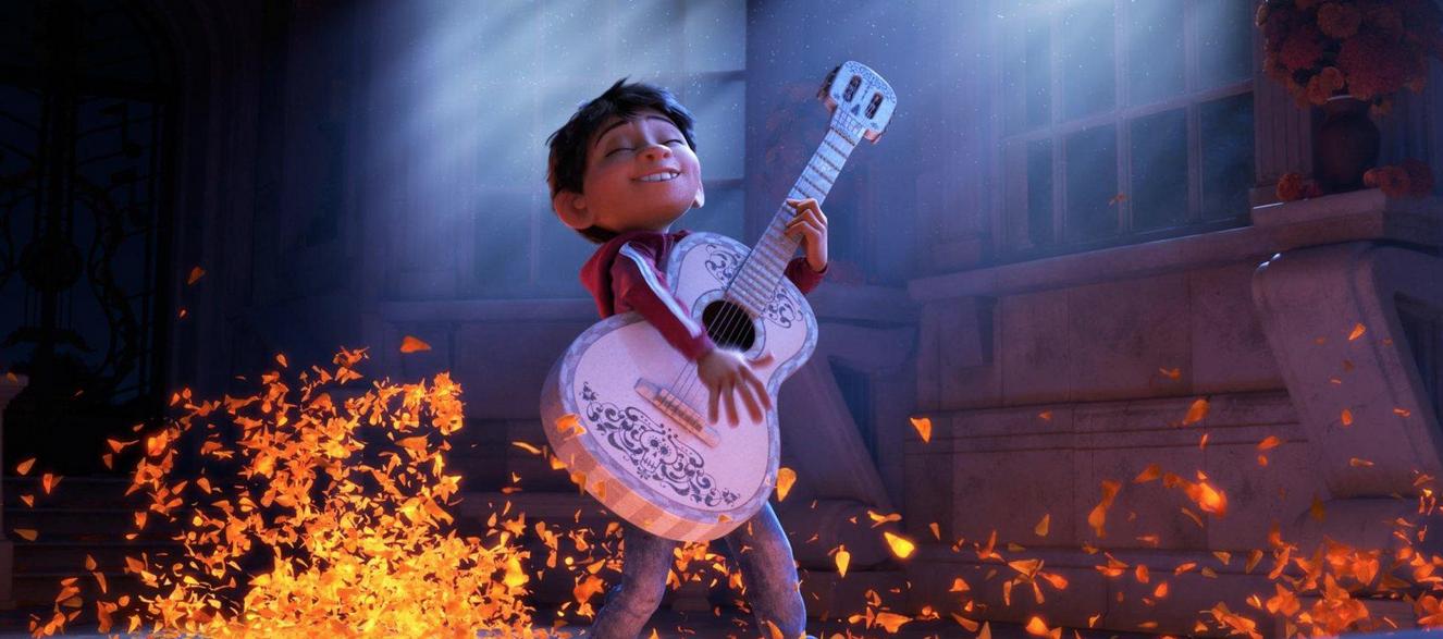 Sneak peek: Coco – Disney/Pixar