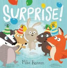 Children's book review: Surprise