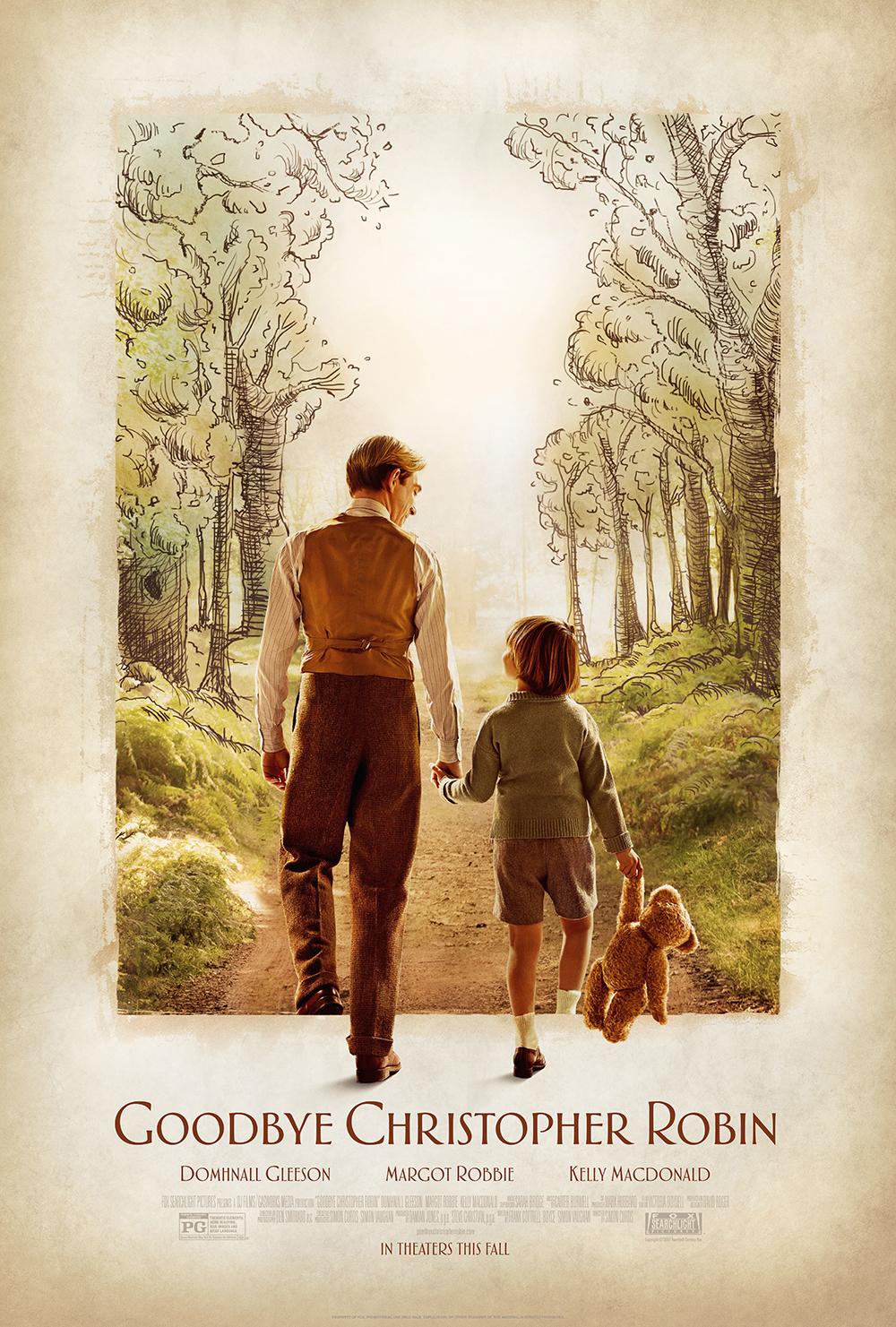 Movie sneak peek: Goodbye Christopher Robin