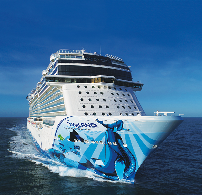 I Went on the Norwegian Bliss and all I had was a boatload of fun