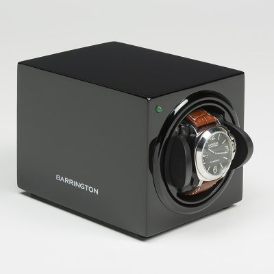 The best gift your watch fan who doesn't have Barrington Watch Winder.