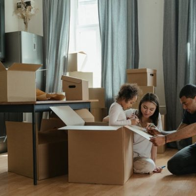 Tips For Settling Into Your New Home